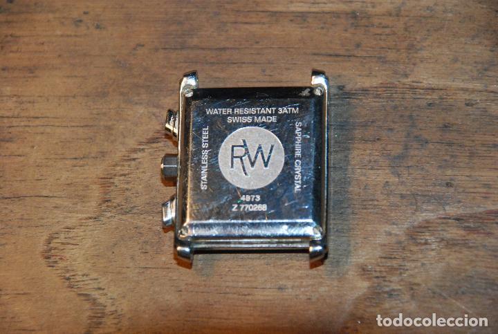 Relojes: RELOJ VINTAGE RAYMOND WEIL - Foto 3 - 74989991