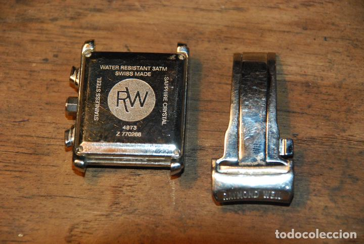 Relojes: RELOJ VINTAGE RAYMOND WEIL - Foto 4 - 74989991