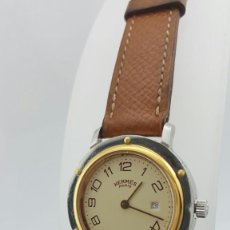 Relojes: HERMÈS-PARIS-LAMINADO ORO-ACERO. Lote 75755683