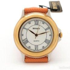 Relojes: RELOJ DYNASTY UNISEX. Lote 76019851