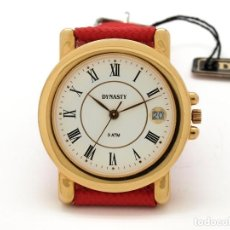 Relojes: RELOJ DYNASTY UNISEX. Lote 76020111