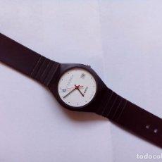 Relojes: *RELOJ SUIZO DE PROPAGANDA *LA EQUITATIVA*. Lote 76834091