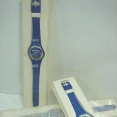 Relojes: 6X - RELOJ PUBLICIDAD NIVEA - VINTAGE¡¡NUEVOS¡¡¡ SIN PILAS. Lote 77098573