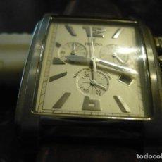 Relojes: FESTINA RELOJ CABALLERO CRONOMETRO EN ACERO MODELO 16081 A PILAS. Lote 77207897