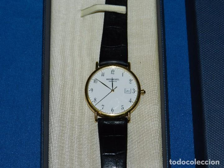 ca282ee9d55d 5 fotos RELOJ RAYMOND WEIL GENEVE 18K GOLD ELECTROPLATED WATERRESISTANT 10M  9143 (Relojes - Relojes Actuales ...