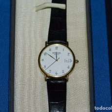 Relojes: RELOJ RAYMOND WEIL GENEVE 18K GOLD ELECTROPLATED WATERRESISTANT 10M 9143. Lote 77336769