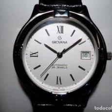Relojes: RELOJ GROVANA 1200.2-PLATEADO - ENVÍO GRATUITO PARA ESPAÑA (PENÍNSULA). Lote 79106397