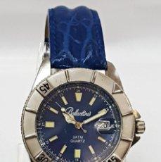 Relojes: RELOJ DE PULSERA PUBLICIDAD BALLANTINES. Lote 79924113