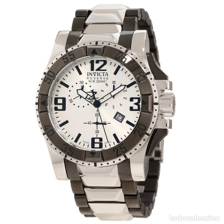 INVICTA 10536 EXCURSION RESERVA DOS TONO RELOJ CRONÓGRAFO $1695 (Relojes - Relojes Actuales - Otros)