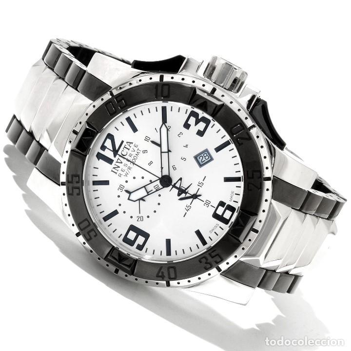 Relojes: Invicta 10536 Excursion reserva dos tono Reloj Cronógrafo $1695 - Foto 3 - 80247161