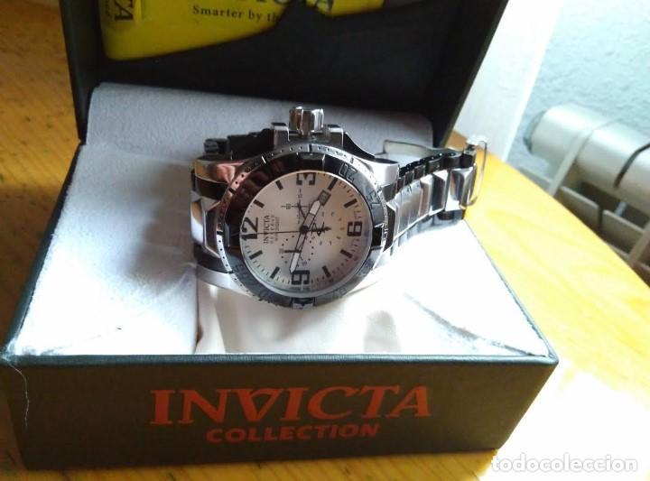 Relojes: Invicta 10536 Excursion reserva dos tono Reloj Cronógrafo $1695 - Foto 9 - 80247161