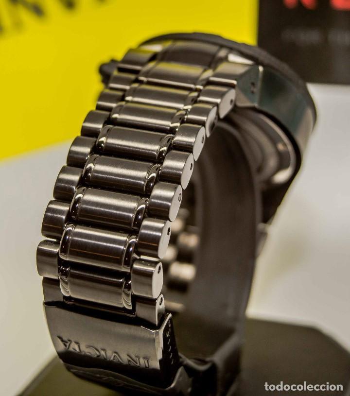 Relojes: Invicta Subaqua Sport Reloj De Acero Dial Negro Cronógrafo Suizo $1995 - Foto 7 - 81132716