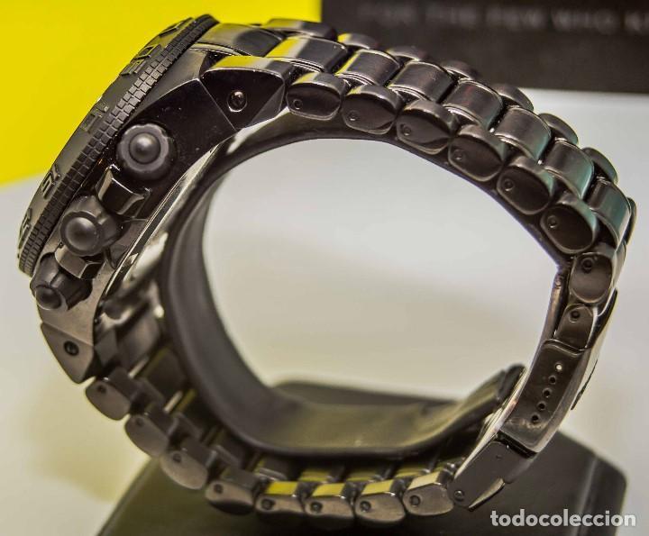 Relojes: Invicta Subaqua Sport Reloj De Acero Dial Negro Cronógrafo Suizo $1995 - Foto 8 - 81132716