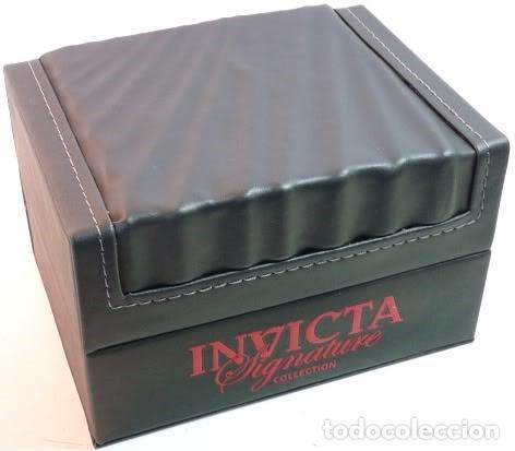 Relojes: Invicta Subaqua Sport Reloj De Acero Dial Negro Cronógrafo Suizo $1995 - Foto 11 - 81132716