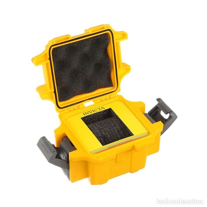 Relojes: Invicta Force Chrono correa de silicona negro acento de Tono Rosa W/R 100 metros Box estanco - Foto 7 - 81200444