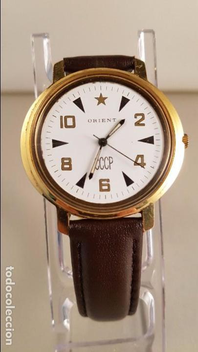 RELOJ ORIENT CCCP - URSS (Relojes - Relojes Actuales - Otros)