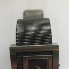 Relojes: RELOJ SEÑORA DKNY - DONNA KARAM - ACERO. Lote 81686984