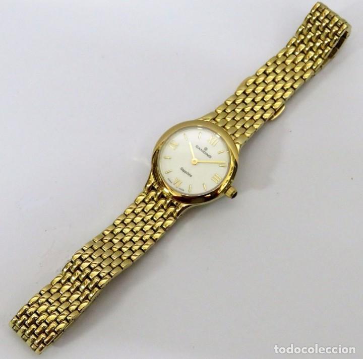 Relojes: CANDINO SUIZO CRISTAL DE ZAFIRO de DAMA - Foto 2 - 81875576
