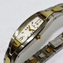 Relojes: CANDINO SUIZO CRISTAL DE ZAFIRO DE DAMA. Lote 81876972