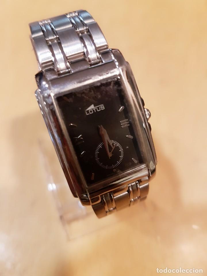 27ee7021f6fd reloj lotus de hombre