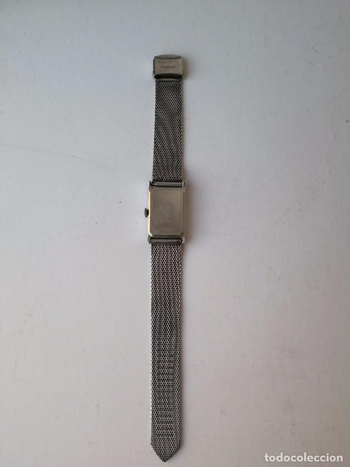 Relojes: ANTIGUO RELOJ PULSERA TIMEX STAINLESS STEEL VINTAGE UNISEX - Foto 3 - 82138104