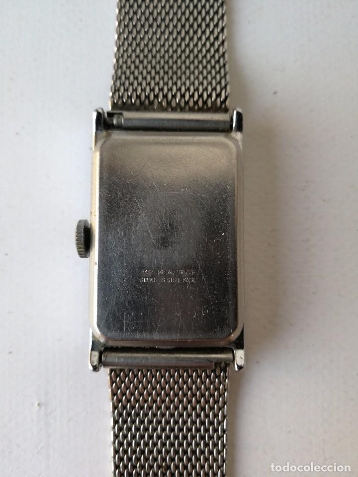 Relojes: ANTIGUO RELOJ PULSERA TIMEX STAINLESS STEEL VINTAGE UNISEX - Foto 4 - 82138104