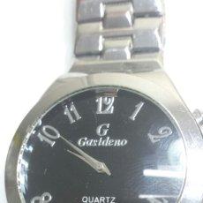 Relojes: RELOJ QUARTZ GASIDENO RARO. Lote 82990080