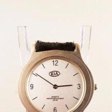 Relojes: RELOJ KIA. PILA AGOTADA, CORREA ESTROPEADA. SIN USAR. Lote 84662276