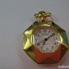 Relojes: RELOJ DE BOLSILLO DE COLECCIÓN. AFFOIRE. QUARTZ. NECESITA PILAS-N. Lote 84836040