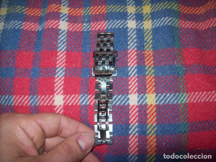 Relojes: RELOJ DE PULSERA BALMAIN SWISS WATCHES. ESFERA DE ACERO CON BRILLANTES. UNA JOYA!!!!!!!! - Foto 5 - 85001948
