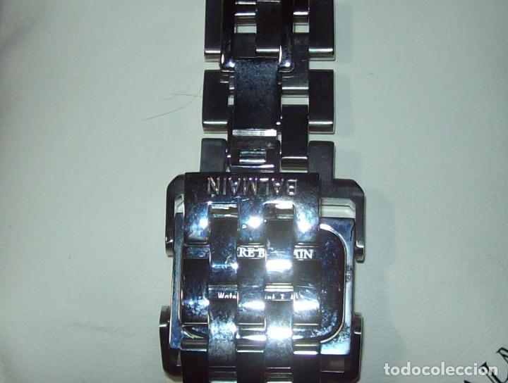 Relojes: RELOJ DE PULSERA BALMAIN SWISS WATCHES. ESFERA DE ACERO CON BRILLANTES. UNA JOYA!!!!!!!! - Foto 9 - 85001948