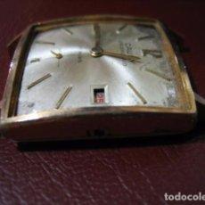 Relojes: RELOJ CAUNY. NO FUNCIONA. Lote 85447816