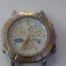 Relojes: RELOJ PUBLICIDAD LAND - ROVER. Lote 85532248