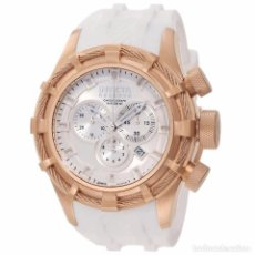 Relojes: INVICTA RESERVE BOLT SPORT SWISS MADE QUARTZ CHRONO WHITE 50M/M. Lote 85532388