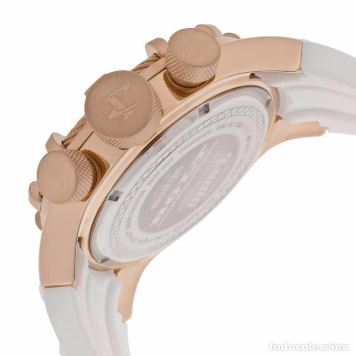 Relojes: Invicta Reserve Bolt Sport Swiss Made Quartz Chrono White 50m/m - Foto 2 - 142759341