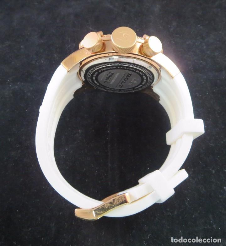 Relojes: Invicta Reserve Bolt Sport Swiss Made Quartz Chrono White 50m/m - Foto 9 - 142759341