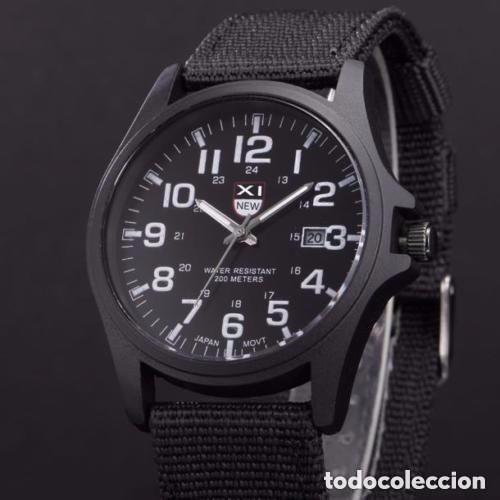 Venta New Vendido Reloj MilitarPara Fecha De Pulsera Con Xi En 2eDHI9YWE