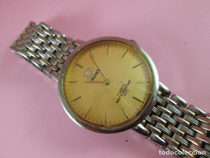 27 8873 Perfect Vendido En Venta Funcionando Oranew Quartz Reloj xerBdCoW