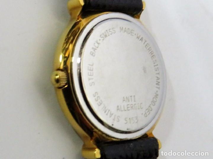 Relojes: ALFEX SUIZO DE CUARZO - Foto 4 - 86155620