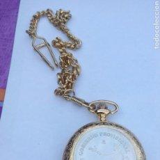 Relojes: RELOJ DE BOLSILLO CON CADENA. Lote 86685826
