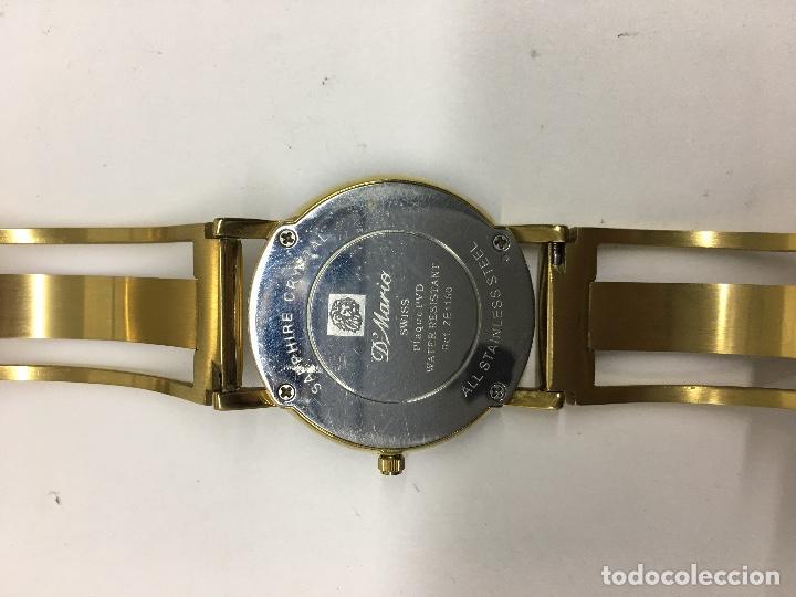 Reloj d'mario swiss quarz - Vendido en Venta Directa - 86753284 49af98e0bd94