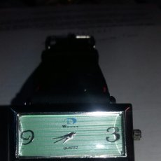 Relojes: RELOJ DE SEÑORA WOCCI QUARTZ JAPAN FUNCIONANDO. Lote 86975654