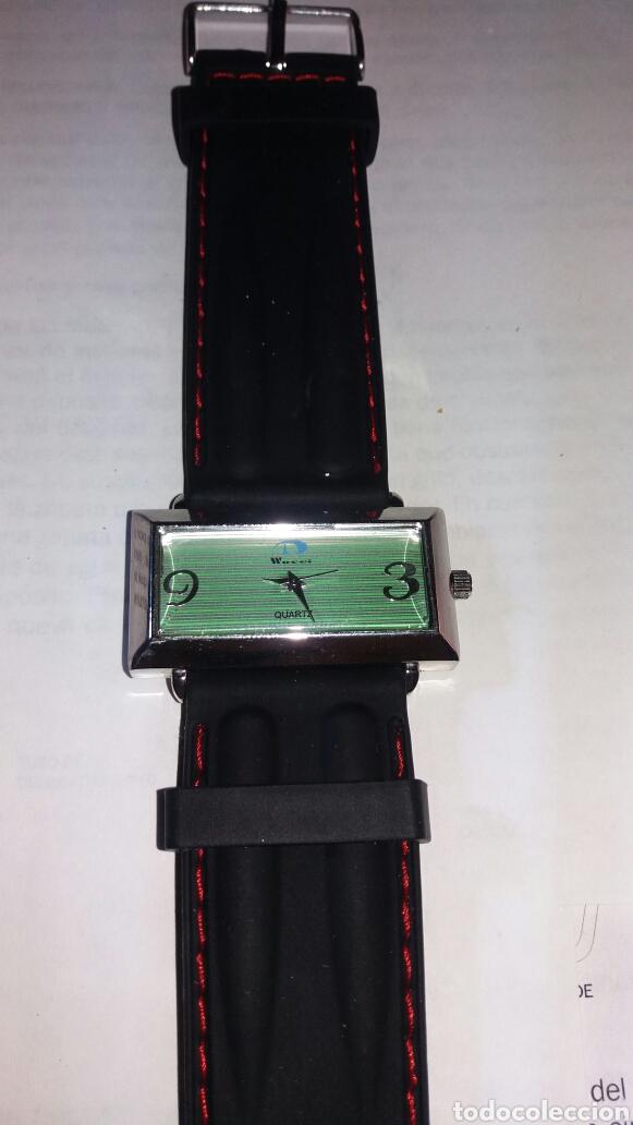 Relojes: RELOJ DE SEÑORA WOCCI QUARTZ JAPAN FUNCIONANDO - Foto 3 - 86975654
