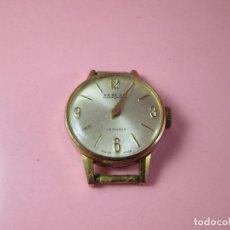 Relojes: RELOJ SEÑORA-VARCAR-SUÍZO-17 RUBÍS-21 MM CON CORONA-CRISTAL RAYADO-NO FUNCIONA. Lote 87065148