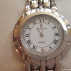 Relojes: RELOJ DE ORO BLANCO 18K. Lote 87096666