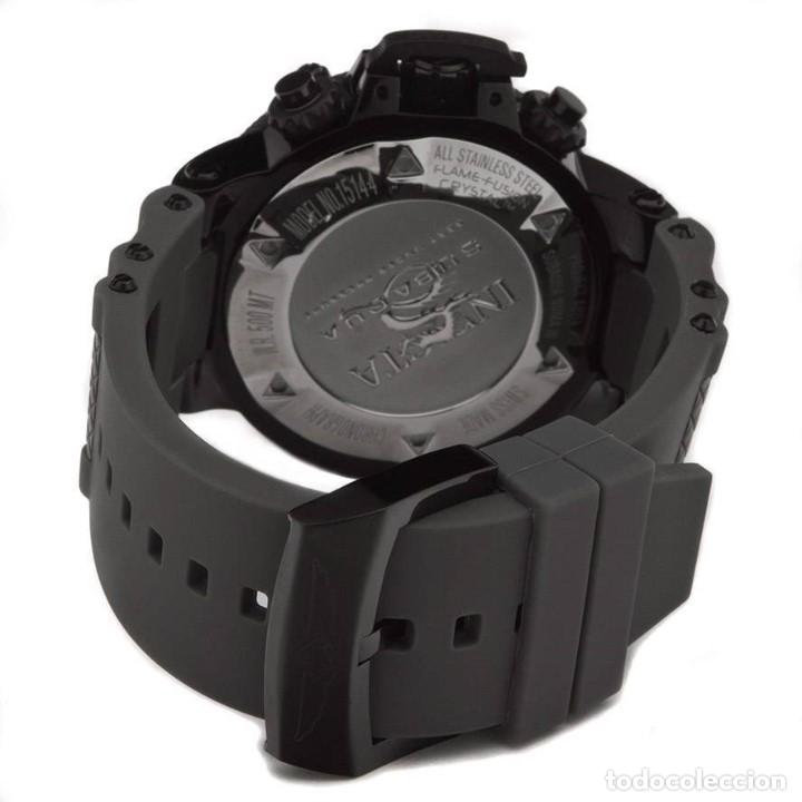 Relojes: Invicta Subaqua Swiss Made Quartz Chronograph Grey Black Dial $1995 impermeable 500 metros - Foto 3 - 88498772