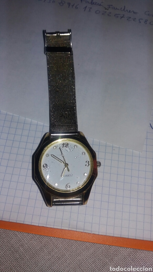RELOJ QUARTZ DE SEÑORA (Relojes - Relojes Actuales - Otros)