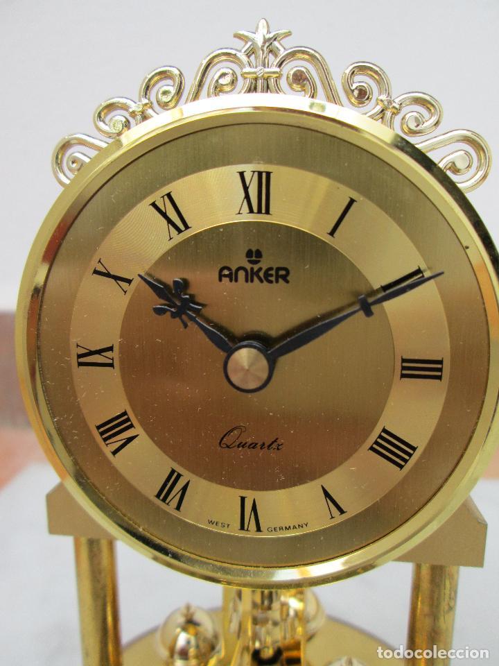 Relojes: Reloj de cupula ANKER quartz, WEST- GERMANY. - Foto 2 - 198250927