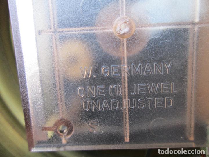 Relojes: Reloj de cupula ANKER quartz, WEST- GERMANY. - Foto 6 - 198250927