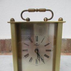 Relojes: BONITO RELOJ SOBREMESA, ROYAL, QUARTZ, GERMANY. FUNCIONA PERFECTAMENTE.. Lote 89415184